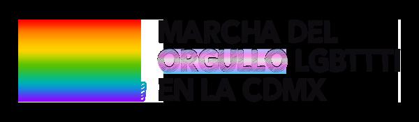 XL Marcha del Orgullo LGBTTTI de la CDMX